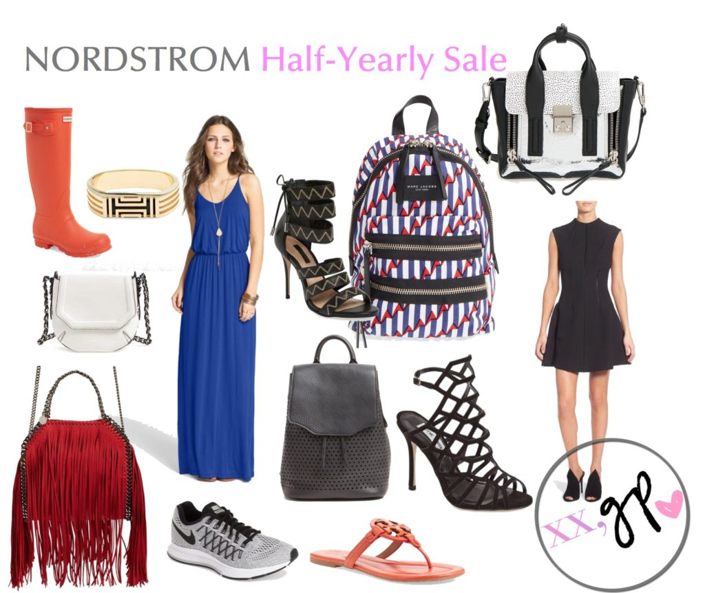 Nordstrom half yearly sale