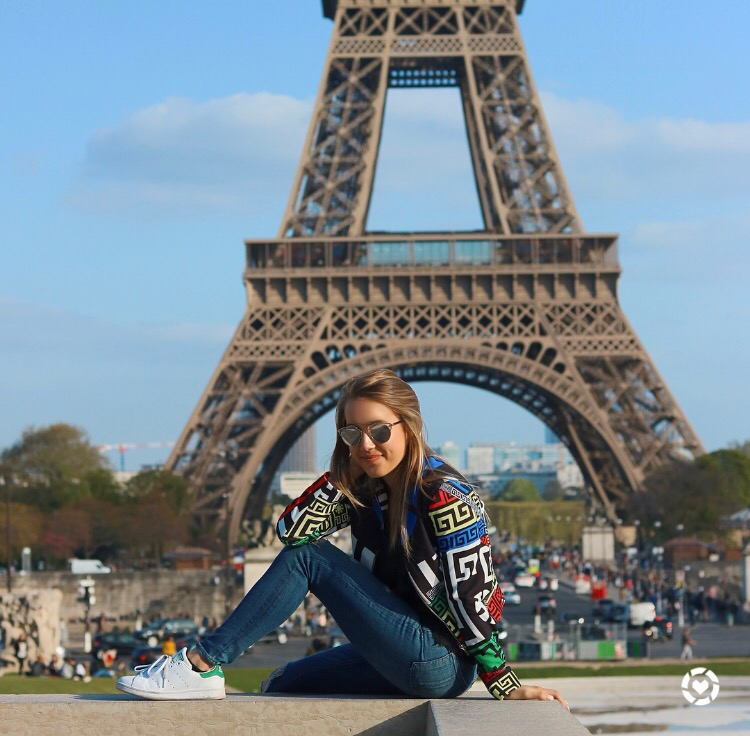 Paris Travel Diary + Travel Guide